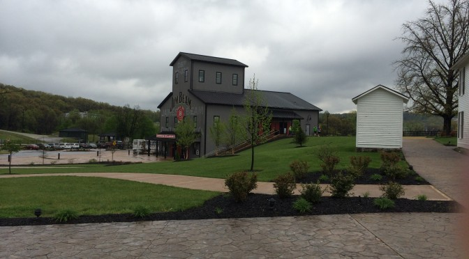 Distillery Tour: Jim Beam