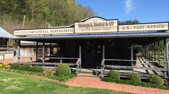 Distillery Tour: George Dickel
