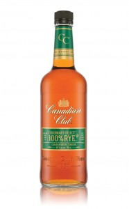 BEAM SUNTORY INC. - Canadian Club® launches new 100% Rye Whisky