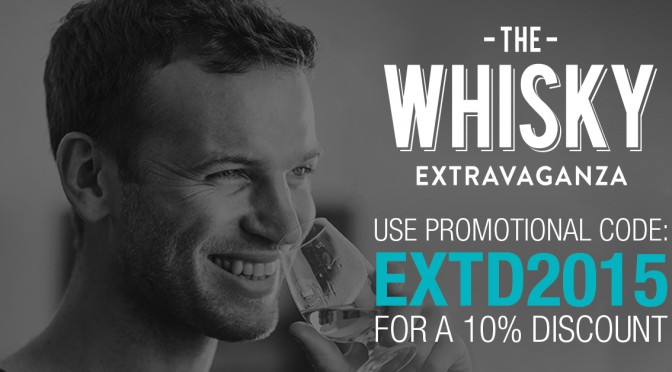 2015 Whisky Extravaganza Fall Schedule