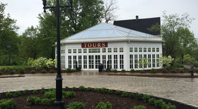 Distillery Tour: Maker's Mark