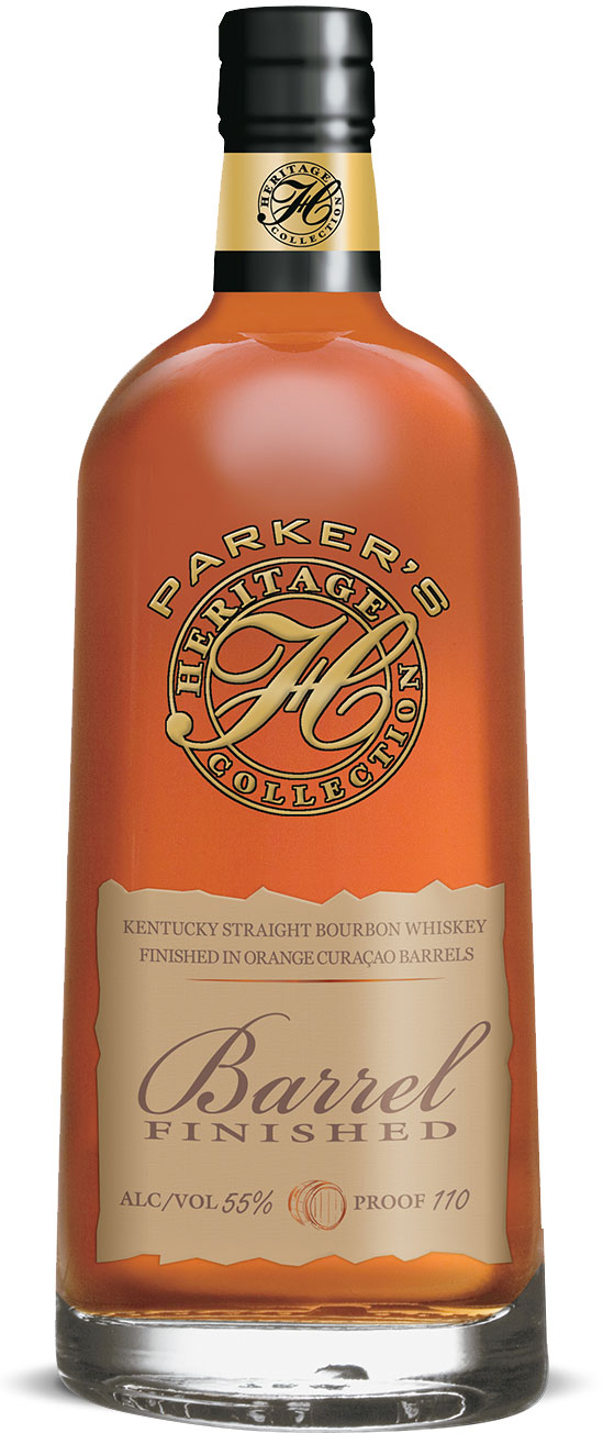 Parker's Heritage Bourbon Finished in Orange Curaçao Barrels Review