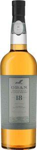 Oban 18 Year Old West Highland Single Malt Scotch Whisky